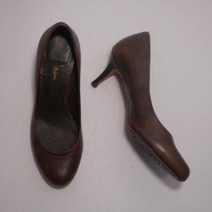 Cole Haan brown leather heels Nike Air